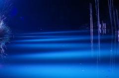 ライトアップ青い池.JPG