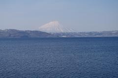 洞爺湖と蝦夷富士.JPG