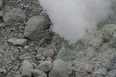 紅葉の旭岳噴気孔.JPG