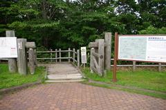 釧路市湿原展望台遊歩道入り口.JPG