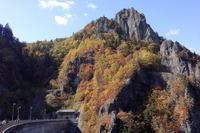 豊平峡ダム1